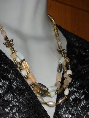 Butterfly Sands Necklace