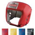 Kickboxing Open Face Headgear