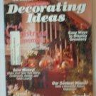 December 1998 Country Sampler's  Decorating Ideas