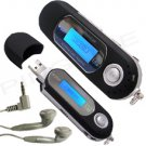 512MB MP3 Player+ FM Tuner + Flash Disk