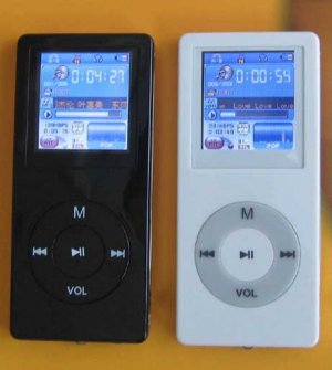 2GB MP4 Rechargeable Video Player + FM Tuner + Text +Voice Recorder + Flash Drive