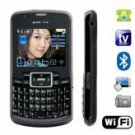 Amigo - WiFi Quad Band Dual-SIM Cellphone with QWERTY Keyboard