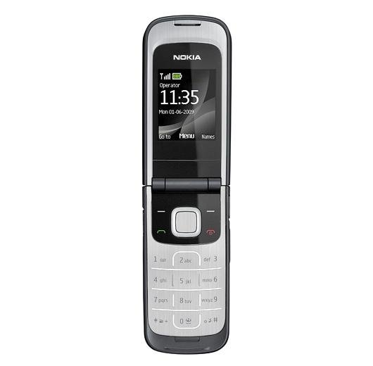 Nokia 2720 Fold (Black)