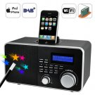 Super Radio (Streaming Internet, DAB+, iPod/iPhone Dock)-   [NV-E63]
