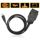Car Diagnostics USB OBDII 409 Interface VAG-COM Cable