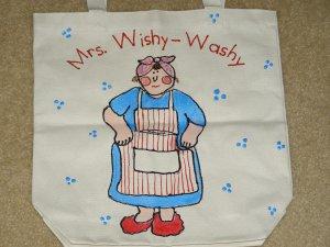 Mrs. Wishy Washy Literacy Bag