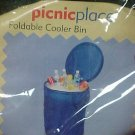 NEW NIP PICNIC PLACE COOLER TRAVEL BIN COLD DRINKS