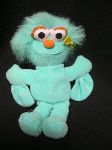 Sesame Street Stuffed Plush ROSITA Monster Doll Vintage 1997 TYCO Rare