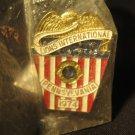 LIONS CLUB PIN  INTERNATIONAL PENNSYLVANIA 1974 PA