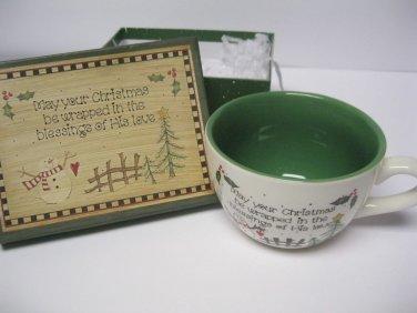 Christmas Cup Mug LTD. Commodities Decorative Box w Lid