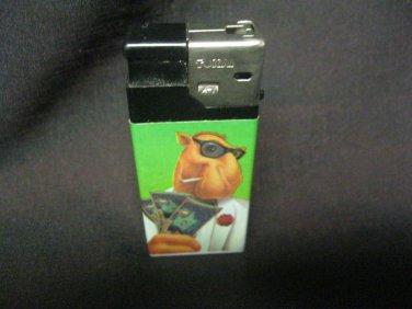 Smoking Joe Cigarette Lighter Camel Cash Lotto