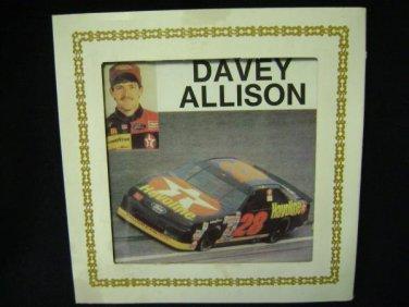 DAVEY ALLISON COLLECTIBLE PICTURE NASCAR HAVOLINE 28