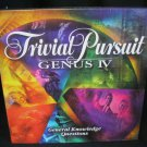 New Sealed Trivial  Pursuit Genus IV Game Parker Brothers 1996