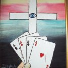 God deals you a deck, you play the cards