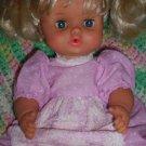 Blonde Baby Doll