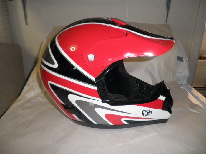 Thor SVS motocross dirt bike Helmet