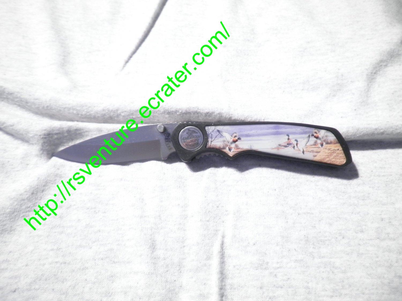 American Wildlife Series Duck Knife