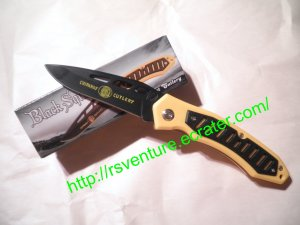 Black Squall Knife