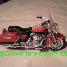 Vintage Maisto 1997 Harley Davidson FLHR Road King