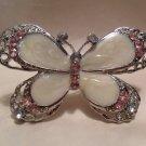 Butterfly Pin Brooch