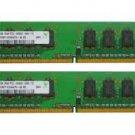 RAM - HYNIX 2x1GB HYMP112U64CP8-S6-AB