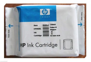 Hewlett Packard - HP 940XL C4906A Black Ink Cartridge