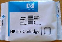 Hewlett Packard - HP 940 C4904A Magenta Ink Cartridge