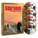 THE SOPRANOS The Complete Third Season