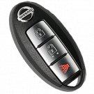 Nissan Altima Maxima Murano 3 Button Keyless Entry Remote kr55wk49622