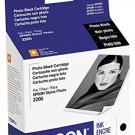 EPSON - T0341, T034120 Photo Black Ink Cartridge