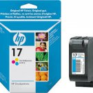 Hewlett Packard - HP 17, C6625A Tri-color Ink Cartridge