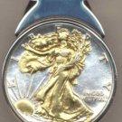 Walking Liberty Spring Coin Money Clip