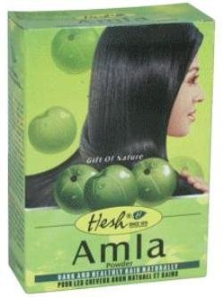 Hesh Amla Powder 100g (Pack of 5) - Free Ship
