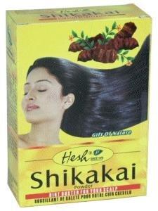 Hesh Shikakai Powder 100g (Pack of 5) - Free Ship
