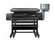 Hewlett Packard Designjet 820 InkJet Printer
