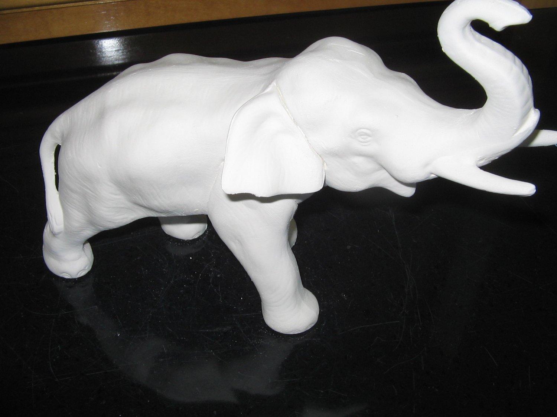 Ceramic Bisque Elephant Ready To Paint U Paint Ceramics