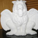 Bisque Gargoyle With Chain U Paint Ceramics Ready To Paint