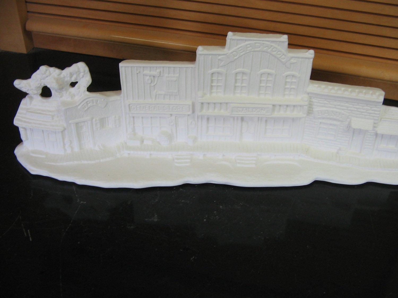 Western Village Ceramic Bisque U Paint Ceramics Ready To Paint