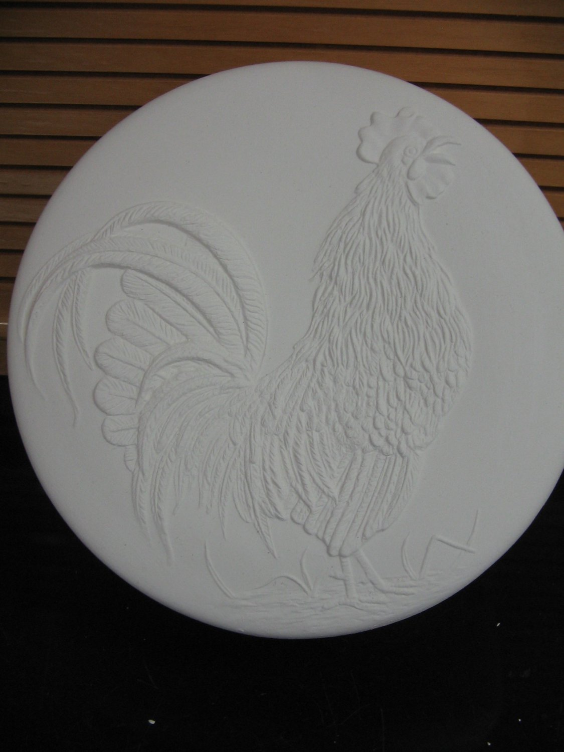Rooster Trinket Box Ready To Paint Ceramics U Paint Bisque