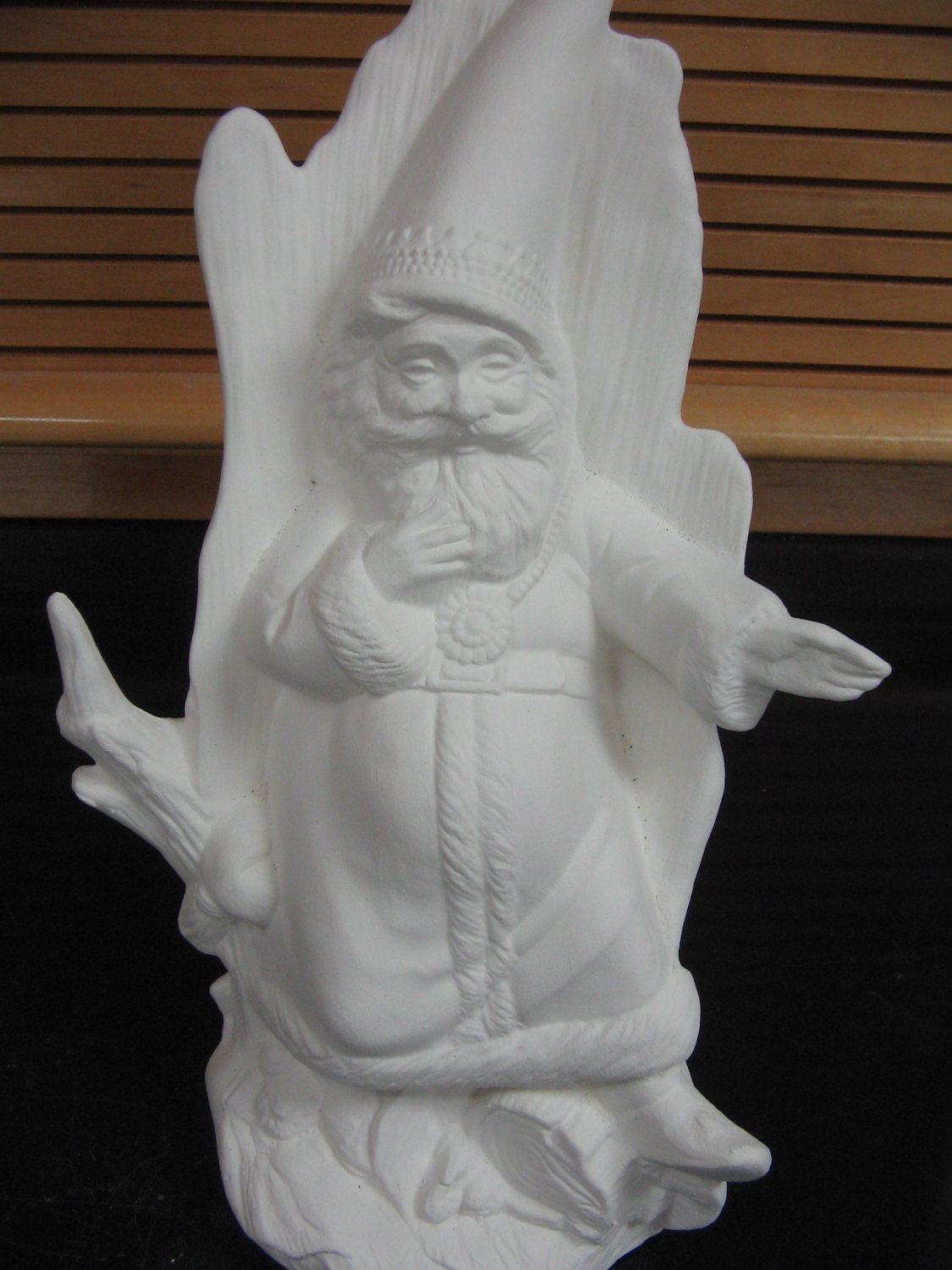 Ceramic King Louie Gnome Ready To Paint Bisque U Paint Ceramics