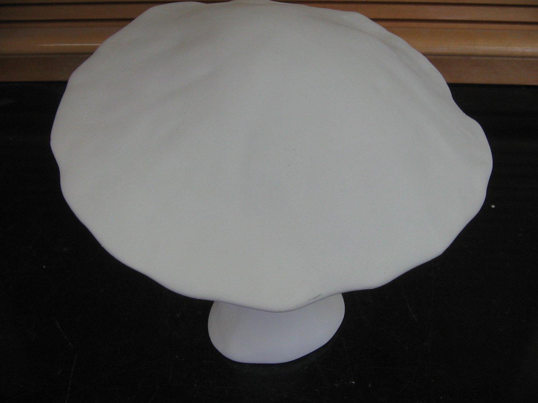 Ceramic Toad Stool Ready To Paint Ceramics U Paint Ceramic Bisque