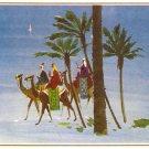 Vintage Christmas Card  - A10