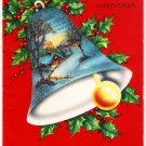 Vintage Christmas Card  - A12