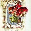 Vintage Christmas Card  - A15