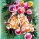 Vintage Christmas Card  - A16
