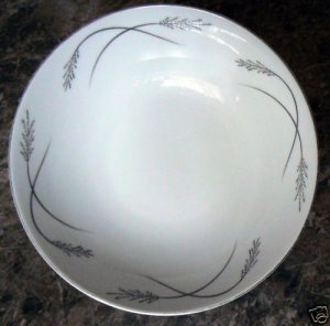 Mikasa Grace-ine SOUP Salad Coupe BOWL  Graceine china