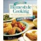 Jeanne Jones Homestyle Cooking classics Made Healthy