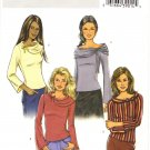 BLOUSE 6 8, 10, 12, 14 Stretch knit Butterick BP 374 Sewing pattern FREE SHIPPING