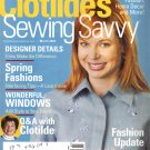 CLOTILDE'S SEWING Savvy Magazine Easter Crafts March 2004