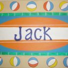 Hand Painted Art: Jack